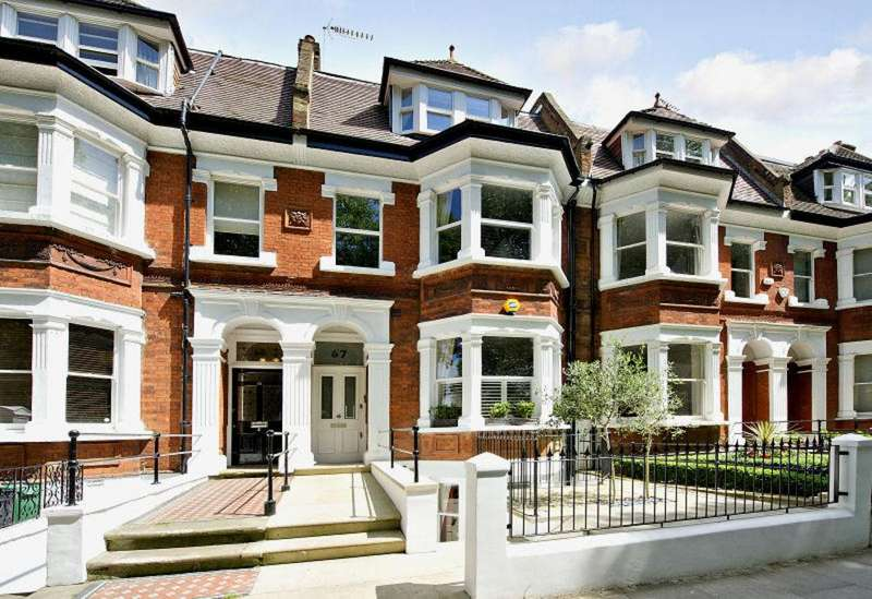 5 Bedrooms Terraced House for sale in Brook Green, Brook Green, London, W6
