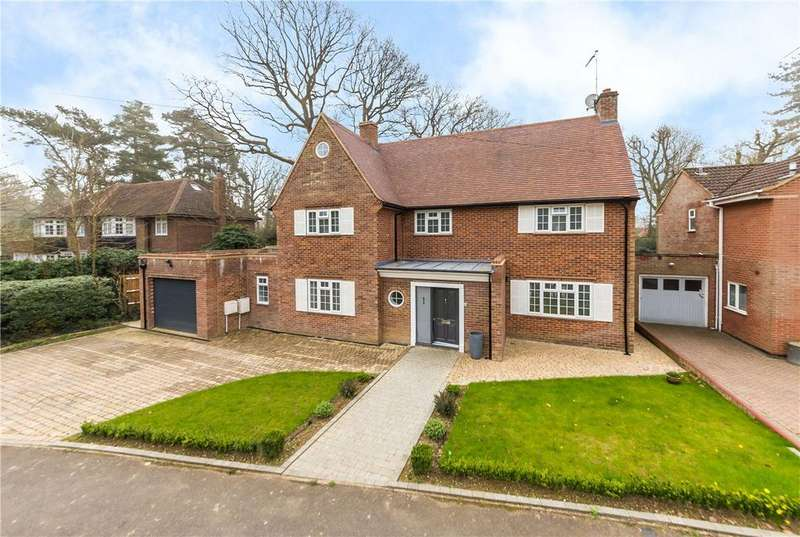 5 Bedrooms Detached House for sale in Reddings, Welwyn Garden City, Hertfordshire
