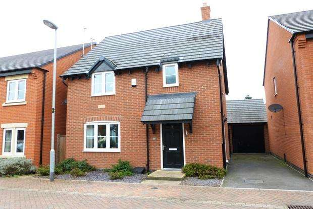 3 Bedrooms Detached House for sale in Armitage Drive, Rothley, Leicester, LE7