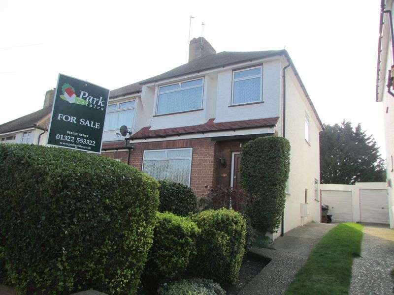 3 Bedrooms Semi Detached House for sale in Holmhurst Road, Belvedere