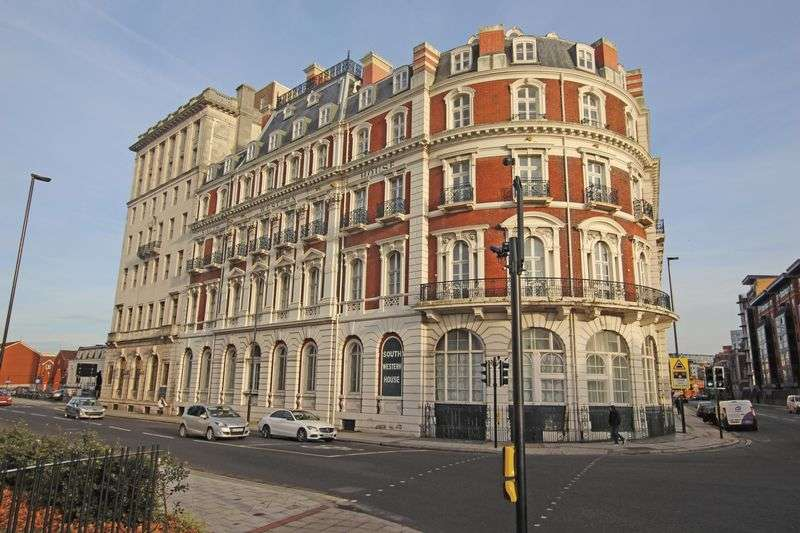 2 Bedrooms Flat for sale in Southampton