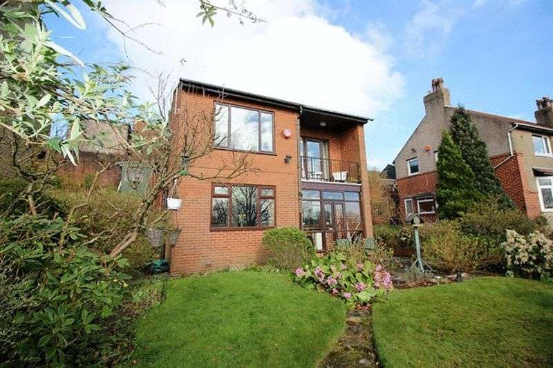 2 Bedrooms Detached House for sale in Plane Tree Nest Lane, Trimmingham, Halifax