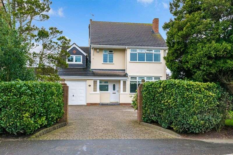 5 Bedrooms Detached House for sale in Prescot Road, Aughton