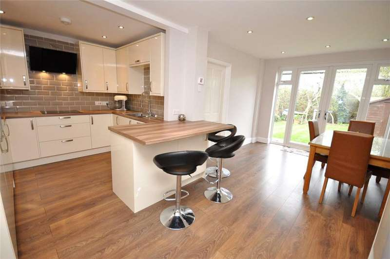 3 Bedrooms Semi Detached House for sale in Kings Road, Melton Mowbray, Leicestershire