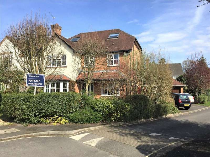 6 Bedrooms Detached House for sale in Wentworth Grange, Winchester, Hampshire, SO22