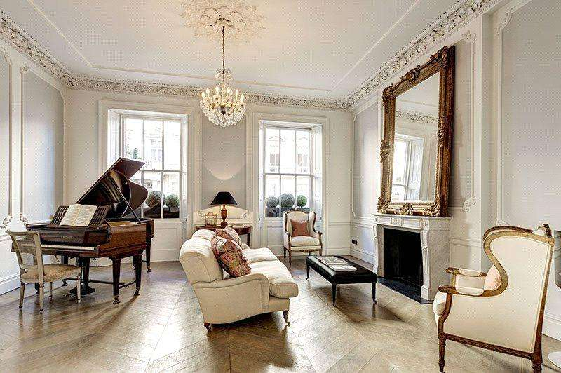 3 Bedrooms Flat for sale in West Eaton Place, Belgravia, London, SW1X