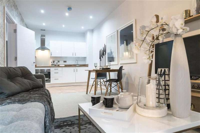1 Bedroom Flat for sale in Honduras Wharf, Summer Lane, Birmingham, West Midlands, B19