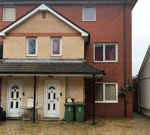 2 Bedrooms Apartment Flat for sale in Gelliwastad Court, Library Road, Pontypridd