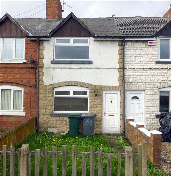 3 Bedrooms Terraced House for sale in East Terrace, Wales, Sheffield