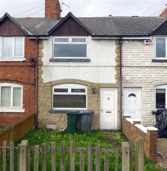 3 Bedrooms Terraced House for sale in East Terrace, Wales, Sheffield