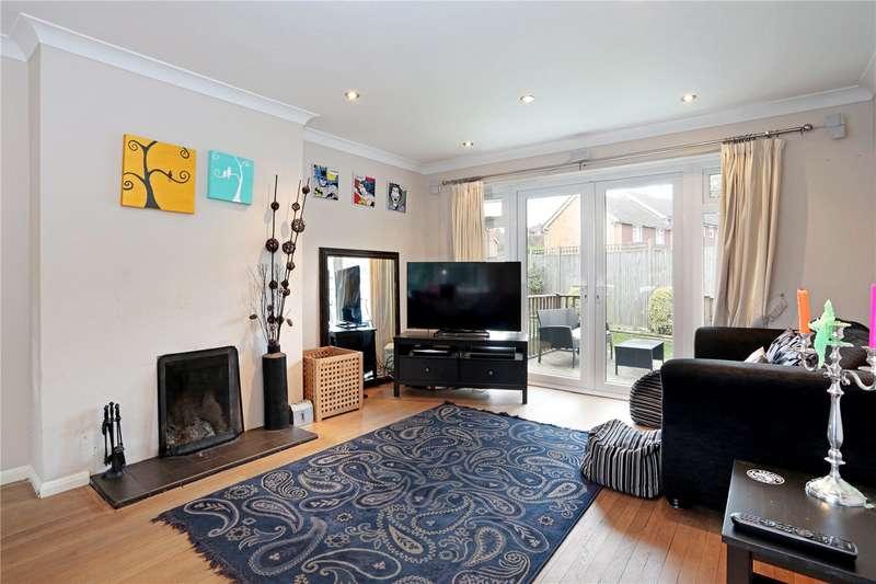 4 Bedrooms Detached House for sale in Boakes Meadow, Shoreham, Sevenoaks, TN14