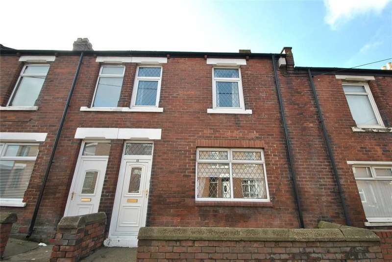 3 Bedrooms Terraced House for sale in Hedworth Terrace, Shiney Row, Houghton le Spring, DH4