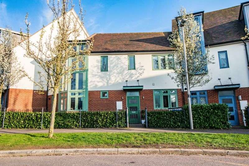 4 Bedrooms Terraced House for sale in Shackerstone Close, Broughton, Milton Keynes