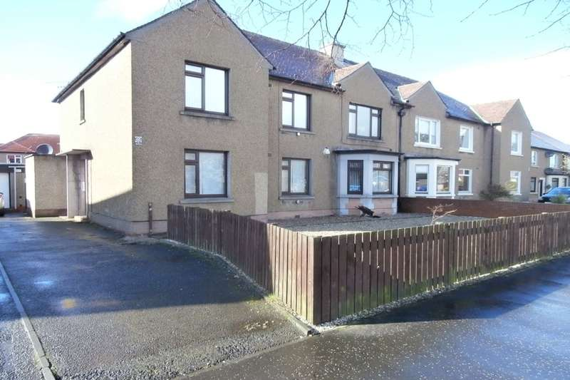 3 Bedrooms Flat for sale in Oxgang Road, Grangemouth, FK3