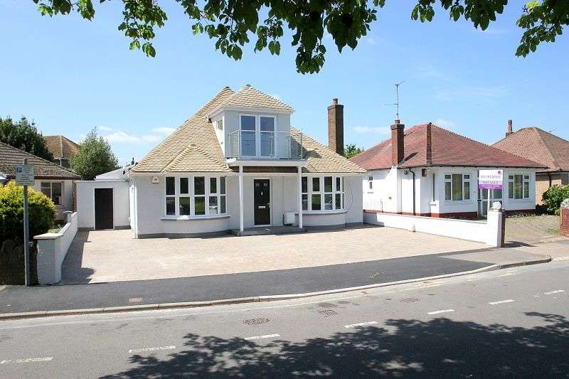 5 Bedrooms Detached House for sale in Park View 21 King George V Drive West , Cardiff, Cardiff. CF14 4EE