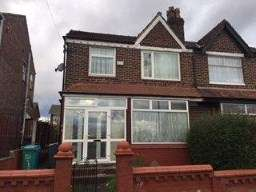 Semi Detached House for sale in Cardinal Street, Manchester, Greater Manchester