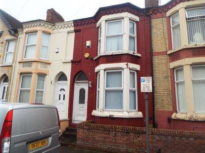 2 Bedrooms Terraced House for sale in Newcombe Street, Liverpool, Merseyside, England, L6
