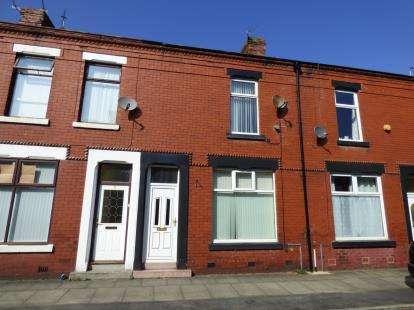 2 Bedrooms Terraced House for sale in Ladysmith Road, Ashton-On-Ribble, Preston, Lancashire, PR2