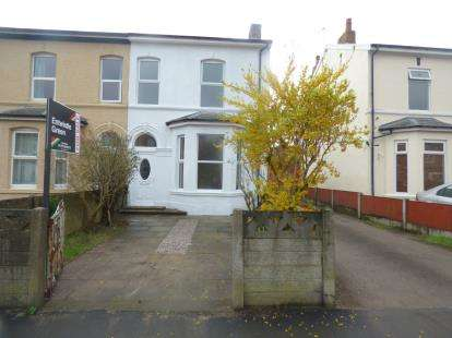 3 Bedrooms Semi Detached House for sale in Linaker Street, Southport, Merseyside, England, PR8