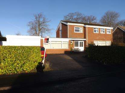 4 Bedrooms Detached House for sale in St Marys Park, Louth, Lincolnshire