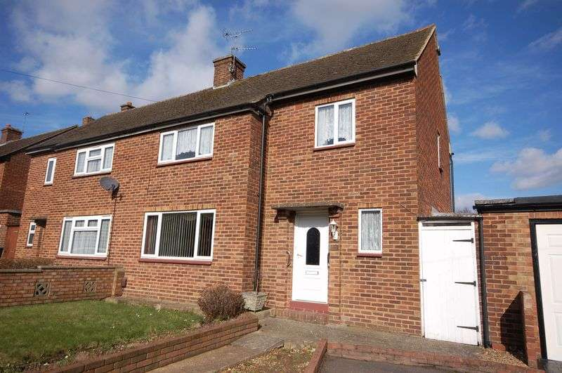 3 Bedrooms Semi Detached House for sale in Whitfield Way, Rickmansworth, WD3 8QS