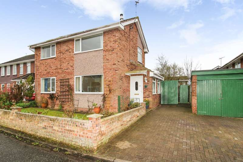 3 Bedrooms Detached House for sale in Marlston Avenue, Irby, Wirral, CH61 3XU