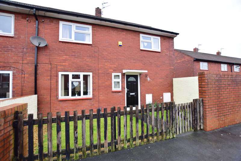 3 Bedrooms End Of Terrace House for sale in Butlers Meadow, Preston