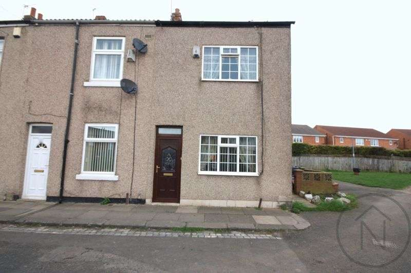 2 Bedrooms Terraced House for sale in Bensham Road, Darlington