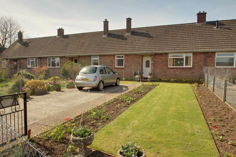 2 Bedrooms Terraced Bungalow for sale in SHEPTON MALLET