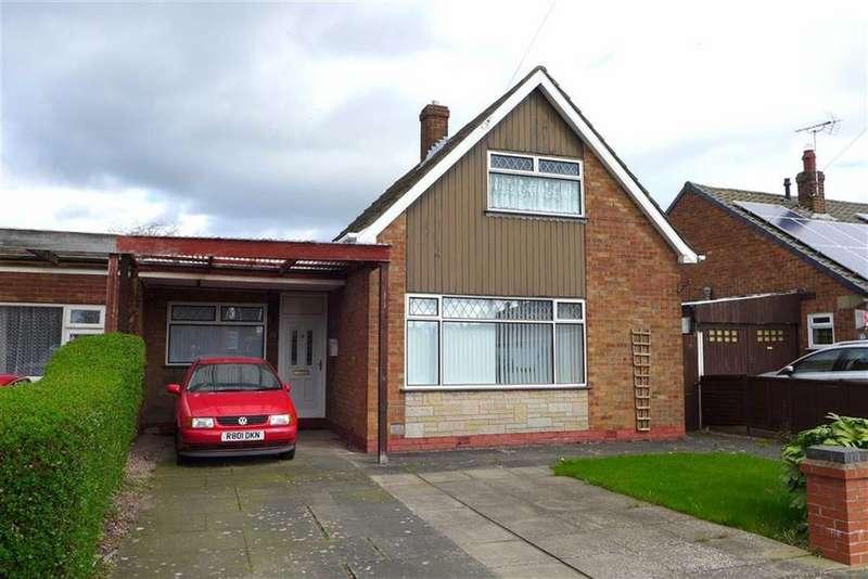 3 Bedrooms Link Detached House for sale in Wordsworth Drive, Crewe