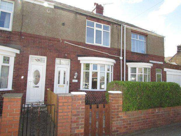 2 Bedrooms Terraced House for sale in MOUNT PLEASANT VIEW, SPENNYMOOR, SPENNYMOOR DISTRICT