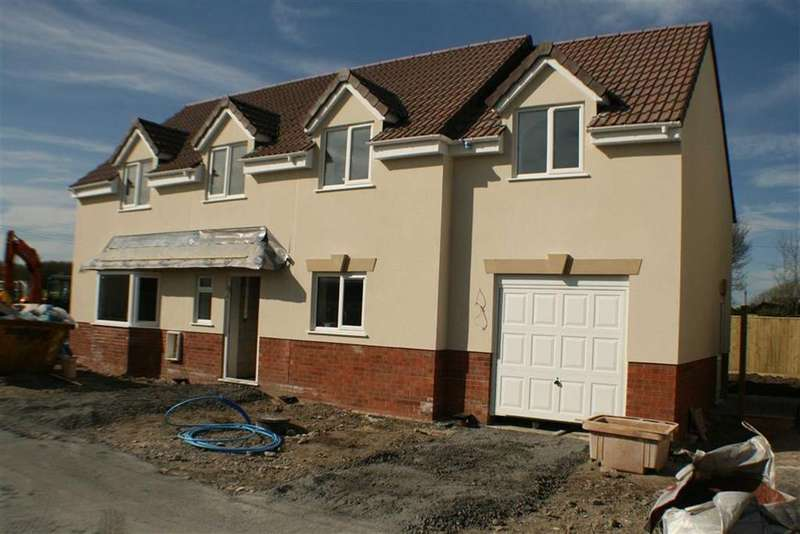 4 Bedrooms Detached House for sale in Flowers Bloom Close, Berrow