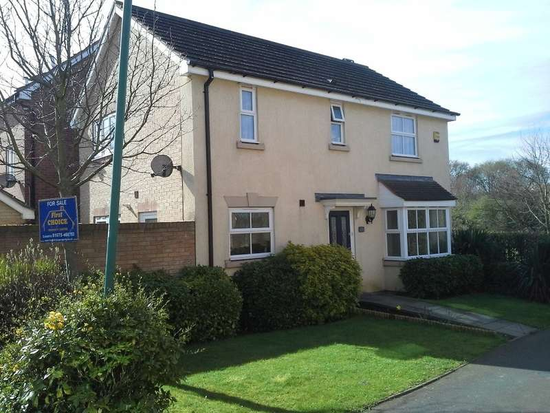 3 Bedrooms Detached House for sale in Hawksworth Crescent, Chelmsley Wood