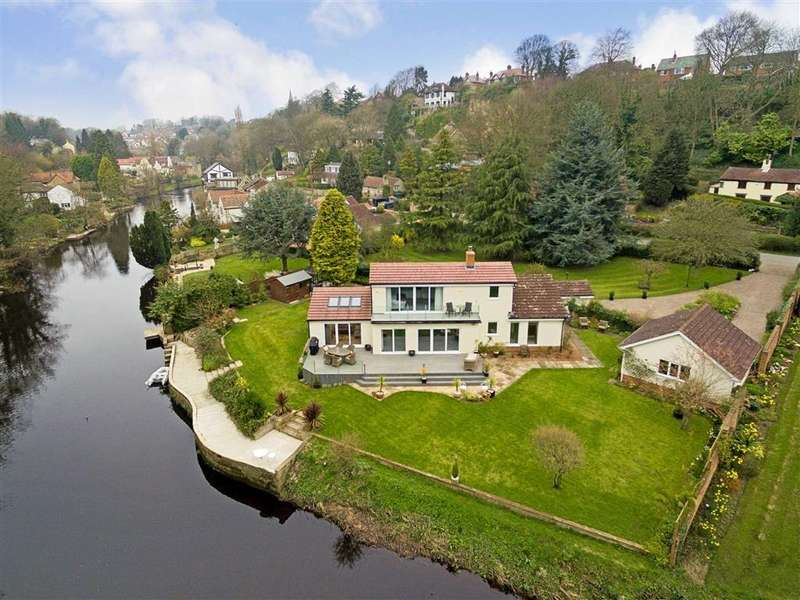 4 Bedrooms Detached House for sale in Abbey Road, Knaresborough, North Yorkshire