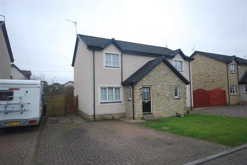 2 Bedrooms Semi-detached Villa House for sale in 20 Doonvale Avenue, Dalrymple, KA6 6GZ