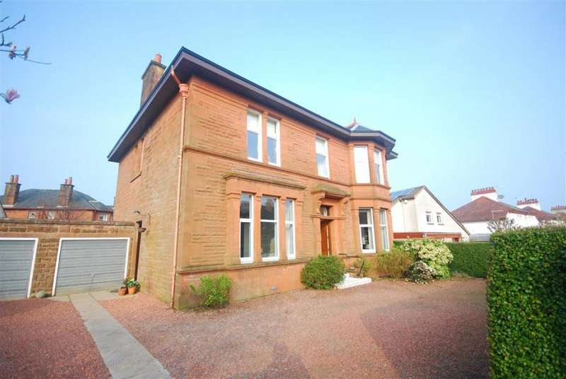 3 Bedrooms Ground Flat for sale in 34 Monument Road, Ayr, KA7 2RL