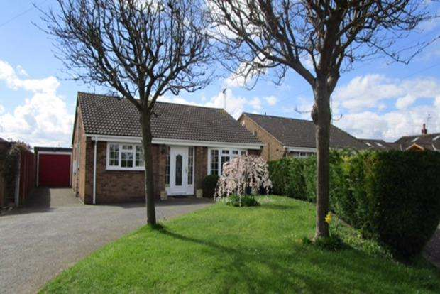 2 Bedrooms Bungalow for sale in Blenheim Crescent, Broughton Astley, Leicester, LE9