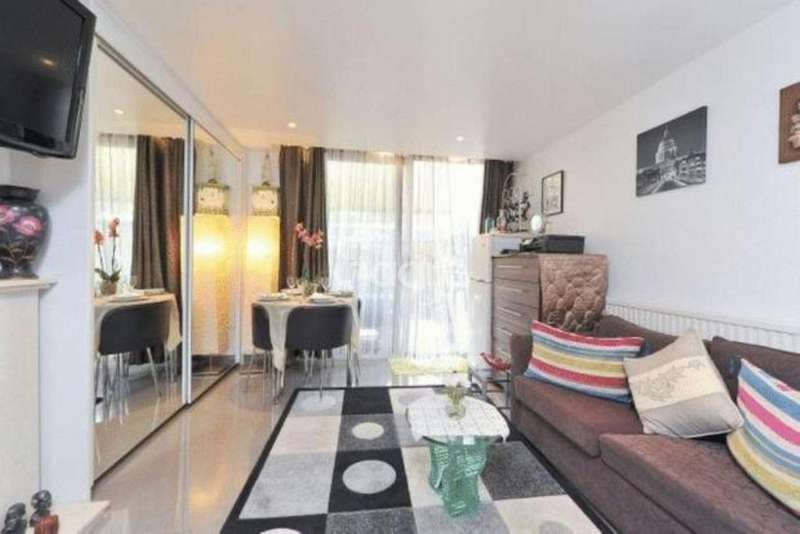 4 Bedrooms Maisonette Flat for sale in Lansdowne Way, Stockwell, SW8