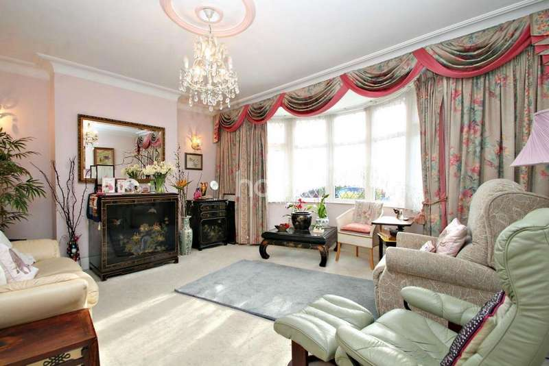 4 Bedrooms End Of Terrace House for sale in Sandringham Road