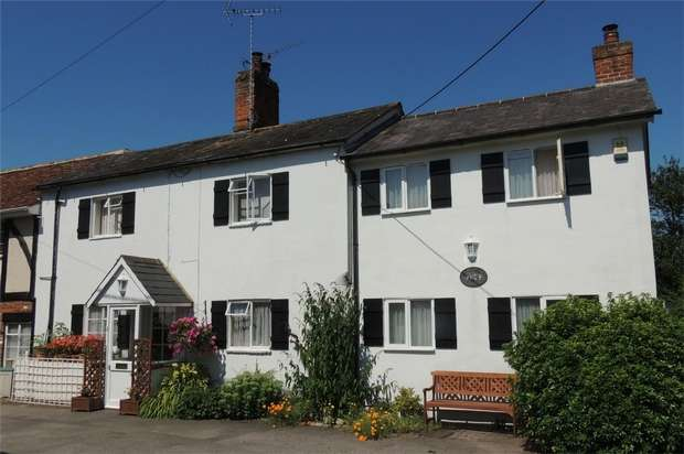3 Bedrooms End Of Terrace House for sale in Hambleden, Buckinghamshire