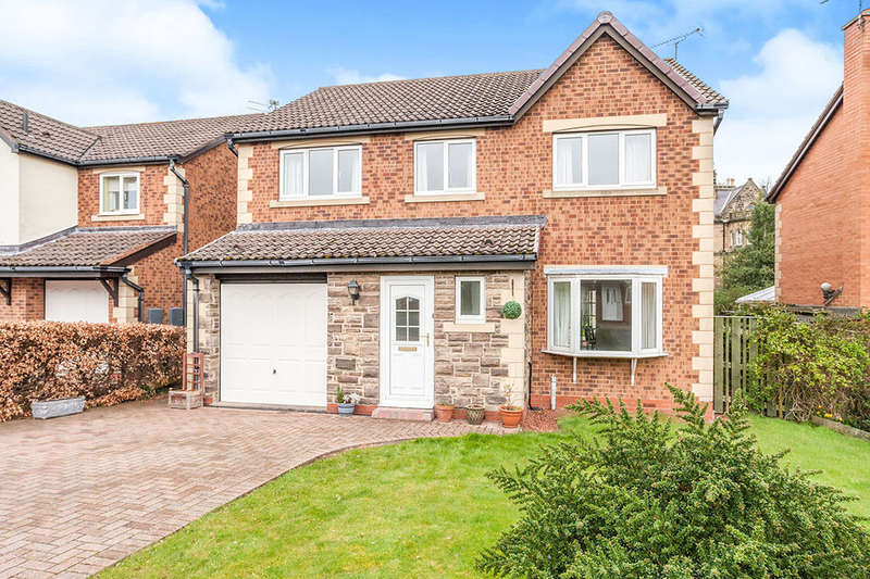 4 Bedrooms Detached House for sale in Allerburn Lea, Alnwick, NE66