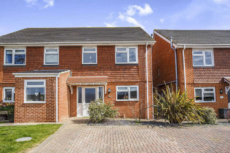 3 Bedrooms Semi Detached House for sale in St. Peters Road, Boughton-Under-Blean, Faversham, ME13