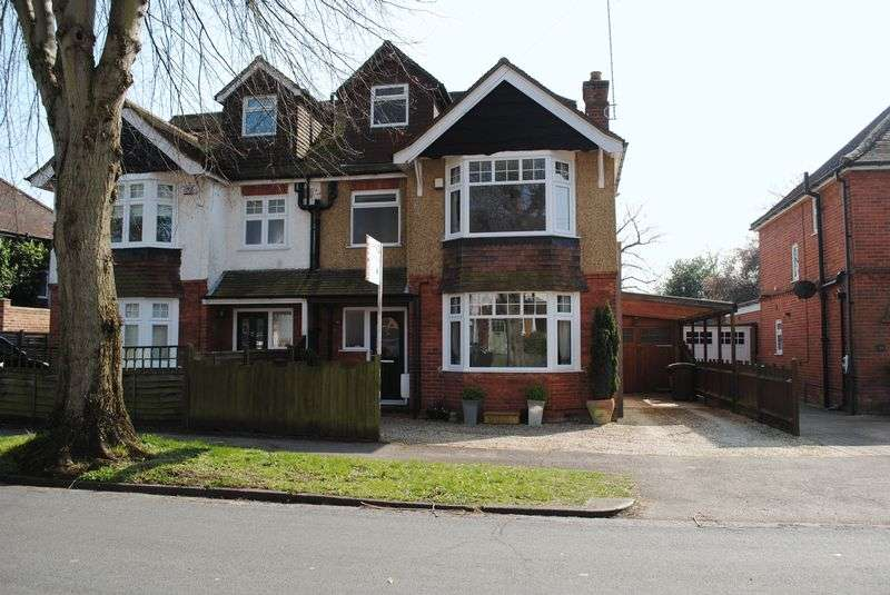 4 Bedrooms Semi Detached House for sale in Morecambe Avenue, Reading