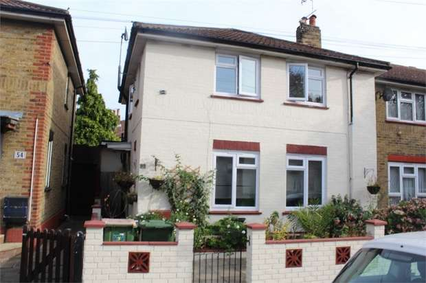 3 Bedrooms Semi Detached House for sale in Pragel Street, London