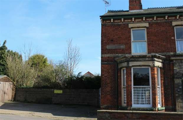 4 Bedrooms Semi Detached House for sale in St John Street, Wainfleet, Skegness, Lincolnshire
