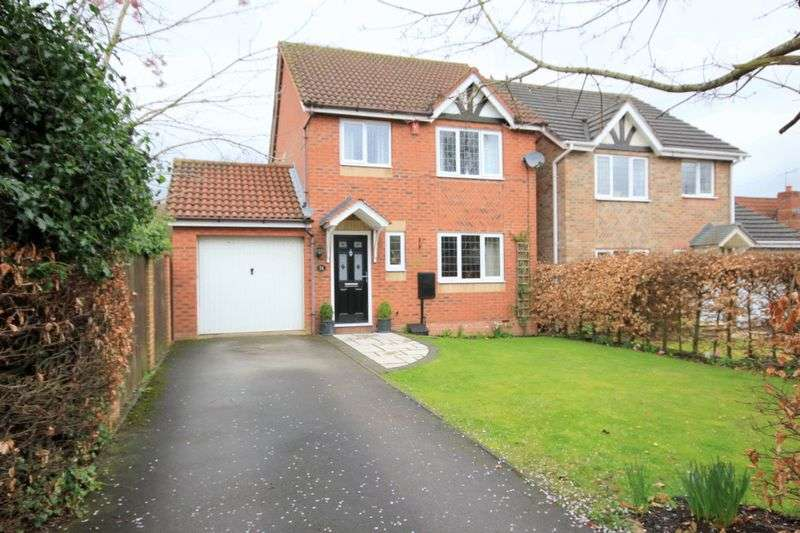 3 Bedrooms Detached House for sale in Durham Drive, Lightwood
