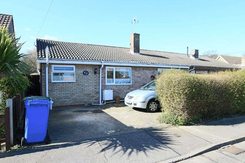 3 Bedrooms Bungalow for sale in Willow Road, Pakefield