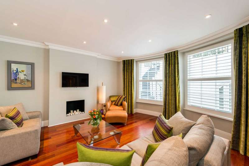 2 Bedrooms Apartment Flat for sale in Montagu Square, London