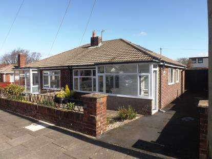 2 Bedrooms Bungalow for sale in Glenmore Avenue, Thornton-Cleveleys, Lancashire, United Kingdom, FY5