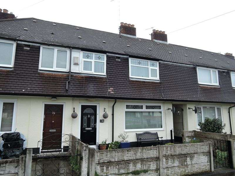 3 Bedrooms Terraced House for sale in Alders Road, Manchester
